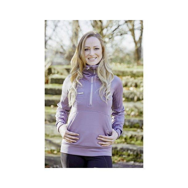 Covalliero Liv sweatshirt purple - FORÅRS-KUP 1/2 PRIS