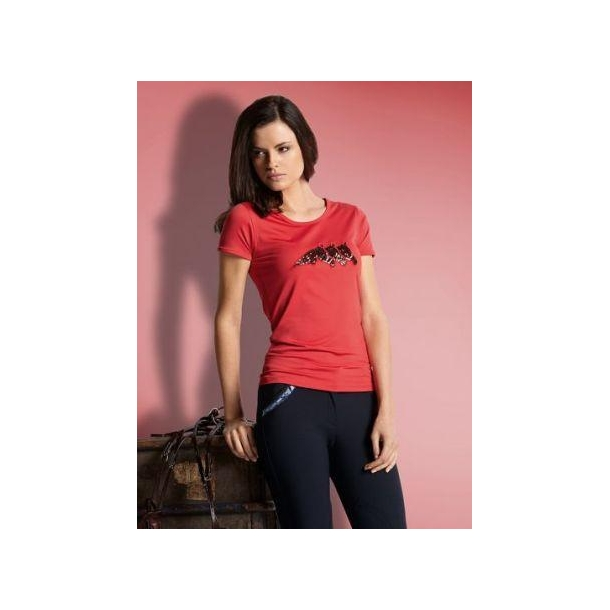 Equiline T-shirt Donna