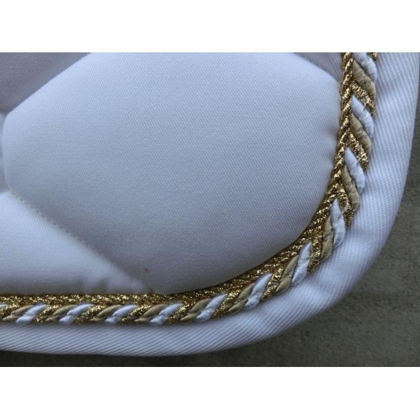 Equiline luxury schabrack - med 2 pipesnore - flere farver