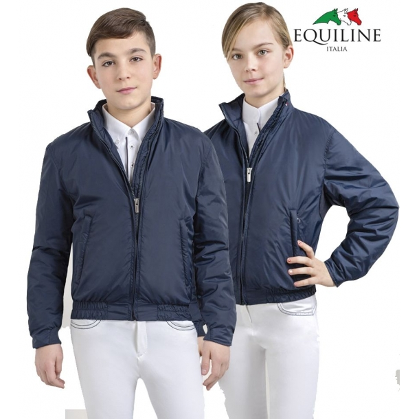 Equiline Weston unisex bomberjakke junior