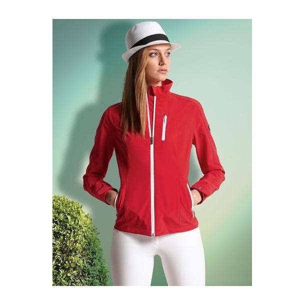 Equiline softshell jakke Donna UDSALG SPAR 50%
