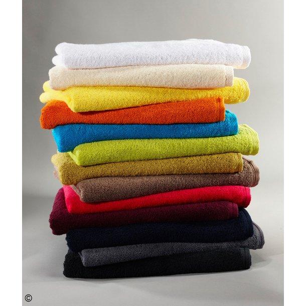 Floringo Profi Star badehåndklæde med navnebroderi